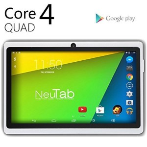 NeuTab N7 Pro - best tablet under 100